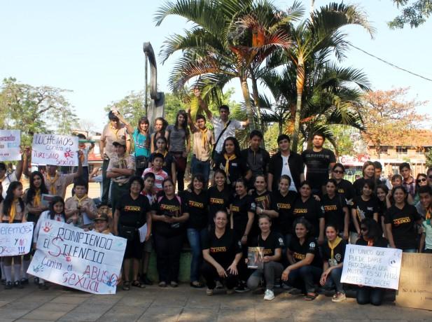 Adventistas paraguayos Rompiendo el Silencio