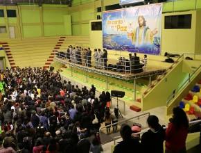 """Iglesia Adventista en el Centro Oeste del Perú lanza campaña evangelista """"Un Canto Por La Paz"""""""