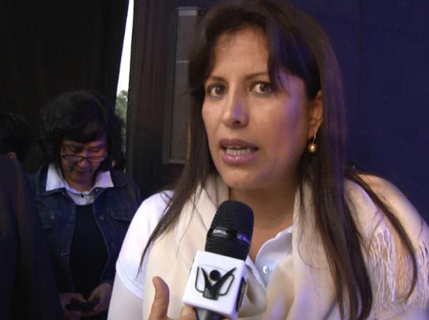 Ministra Omonte respaldó programa de la Iglesia adventista.