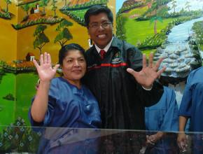 Proyecto Caleb 6.0 finalizó con mas de 2 mil bautismos en Cajamarca2