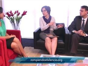En video, entrevistados debaten como percibir cuando los niños sufren abusos.