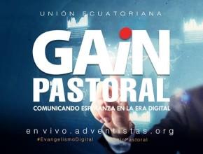 Afiche oficial del I Gain Pastoral