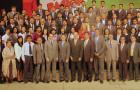 Lideres de las tres sedes de la Iglesia Adventista del séptimo dia en Bolivia
