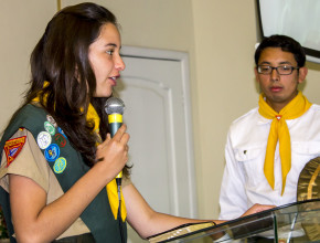 Los Clubes de Conquistadores se preparan para el Camporí Nacional que se realizará en el Colegio Adventista de este país el próximo 31 de Octubre