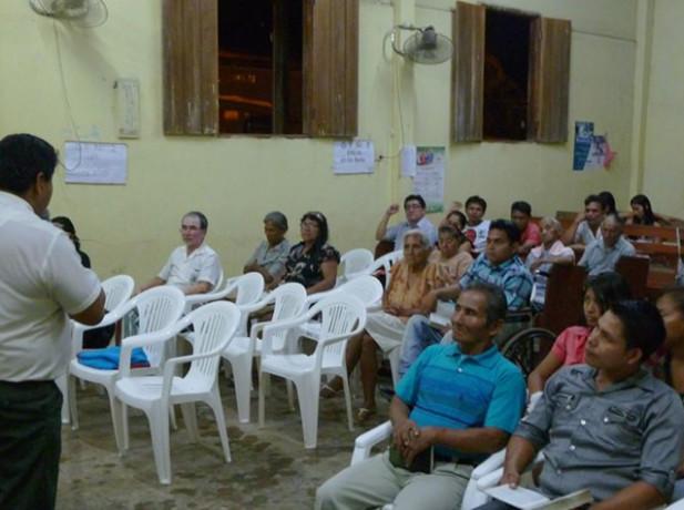 """""""Domingos de Esperanza"""" es un programa para la comunidad en general."""