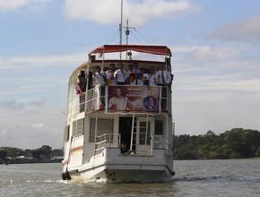 Campaña recorrerá comunidades del Trapecio Amazónico de Leticia que forman parte de los países Perú, Colombia y Perú./Foto referencial.