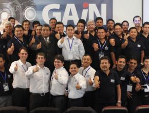 Foto Oficial del primer GAIN Pastoral en Ecuador