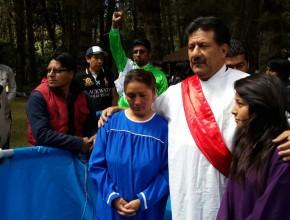 La iglesia continua creciendo en Machachi, Ecuador