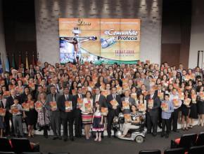 Servidores da sede administrativa da Igreja Adventista para a América do Sul e suas famílias se comprometeram a dedicar a primeira hora do dia à comunhão com Deus e ao estudo das profecias bíblicas.