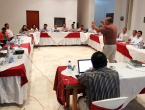 Líderes de la Iglesia Adventista del Séptimo Día en Ecuador, planifican acciones para el 2015