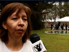 Nancy Torres conoció a la Iglesia Adventista del Séptimo Día por medio de la Radio Nuevo Tiempo