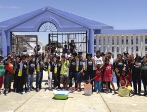 Jóvenes se preparan para participar Misión Caleb 6.0 en Huancayo. /Foto referencial.