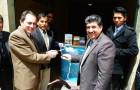 Pastores distritales y líderes del departamento de La Paz