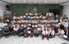 Predicadores Voluntarios recibieron su certificado de reconocimiento