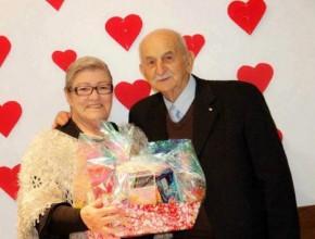 La unión de la pareja duró 65 años (Foto: Rafael de Freitas / Archivo personal).