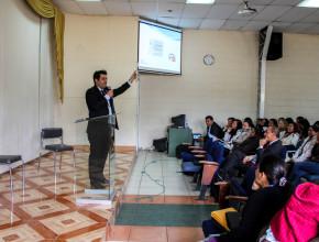 Más de 200 tesoreros representando a 176 iglesias del campo misionero norte de Ecuador, asistieron a la capacitación