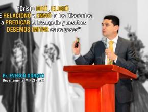 Representantes de la Iglesia Adventista en Sudamerica acompañaron en IV Forum de Grupos Pequeños