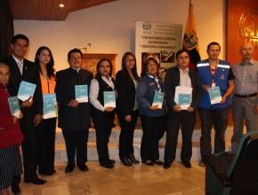 """ADRA Ecuador realiza el lanzamiento de dos manuales: el """"Plan de Emergencias para Entidades Religiosas"""" y """"Guía para el voluntariado y GAD´"""
