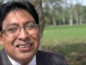 Con trece años de servicio el pastor Mera, oriundo de Ecuador, conversó con ASN.
