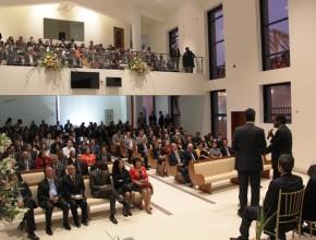 Primera Iglesia adventista en La Molina se construye con más de dos millones de dólares.