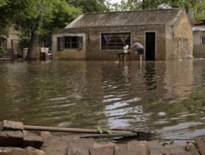 20 municipios afectados