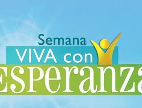 Del 15 al 22 de noviembre las Iglesias Adventistas de ocho países sudamericanos participarán de Viva con Esperanza.