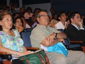 Para las disertaciones se contó con la presencia de los Doctores Hildemar Dos Santos y Juan Carlos Belliart ambos de la Universidad de Loma Linda, Estados Unidos.