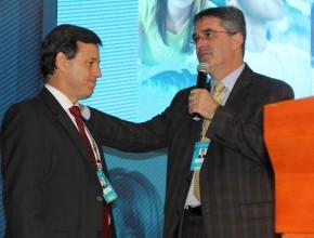 El Pr. Paulo Lopes está trabajando más de 3 años en ADRA Brasil.