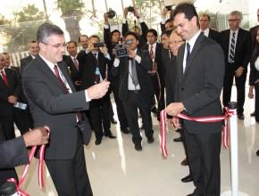 Nueva sede adventista  en Perú fue construida en pocos meses.