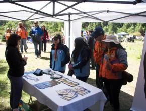 Participantes fueron informados sobre iniciativas comunitarias y proyectos sociales por parte de ADRA Chile.