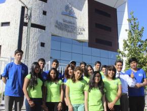 Estudiantes realizan proyecto de salud pública