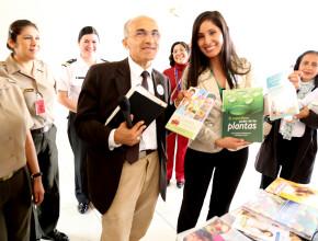 Institución adventista participó del Foro de Promoción de Estilos de Vida Saludable en Peru