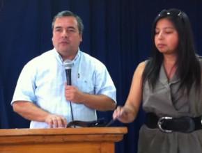 Pastor Mauricio Comte, Presidente Misión Norte de Chile