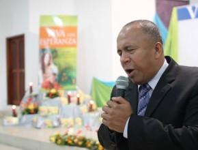 """Pr. Leonel Lozano: """"Debemos ser una iglesia triunfante, airosa, que vaya predicando el Mensaje del Salvador"""""""