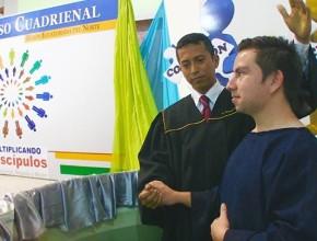 Miguel se unió al Pueblo de Dios en la inauguración del V Congreso Cuadrienal de la Misión del Norte