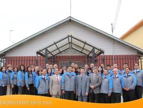 Líder de la Iglesia Adventista visita la VIII Región