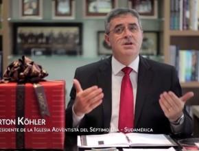 Video enfatiza los tres frentes de la Iglesia Adventista.