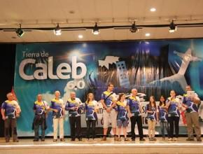 Voluntarios que vinieron de la Republica Checa y Eslovaquia para ayudar en las construcción de iglesias juntos con los Calebs