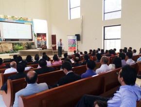 Pastores reafirman su compromiso para la obra de la Iglesia adventista en el Perú.