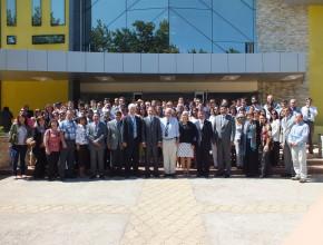 Líderes de la Educación adventista en Chile en la Universidad Adventista de Chile.