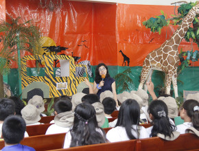 Escuela Cristiana de Vacaciones cambia vidas en el Norte del Peru4