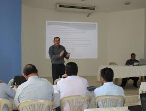 Msc. José De La Torres, Director del Departamento de Régimen Académico.