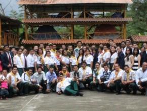 94 líderes participaron activamente del evento