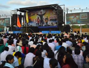 Jóvenes del norte del Perú disfrutaron del gran campamento Yo Soy el Mensaje1
