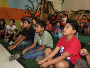 """""""Vida Salvaje"""" se desarrolló con el propósito de mostrar a los niños el amor de Dios mediante su creación."""