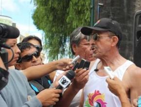 """Aicardo Arrubla, también con conocido como """"CALEB"""" (Foto: El Comercio)"""