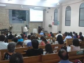 El objetivo de este seminario fue facilitar la interpretación bíblica
