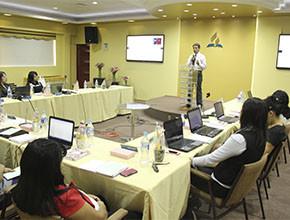 Conferencias se realizaron del 9 al 11 de febrero en el auditorio principal de la Unión Peruana del Sur, en Miraflores – Lima.