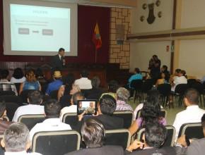 Conferencia Magistral en Gobierno Regional por Semana Santa3