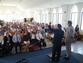 Más de 320 ancianos, junto a sus esposas, participaron del I Encuentro de Ancianos de Iglesia